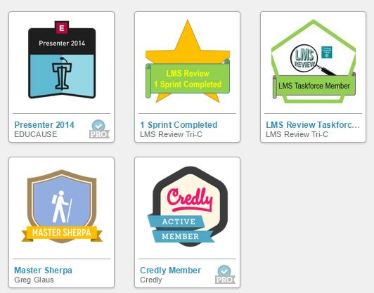 credly badge screenshot 11-5-14