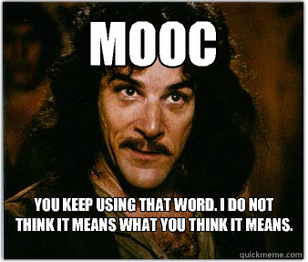Meme with Mandy Patankin from Princess Bride and text saying