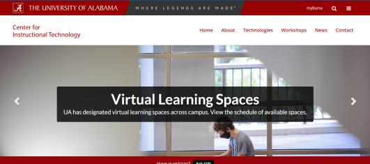 center-for-instructional-technology-alabama